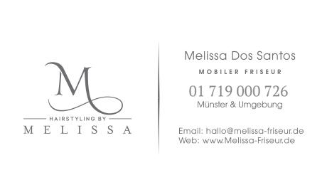 Kontakt Zu Melissa Mobiler Friseur Münster